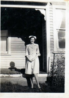 Mom approximately 16 years old.