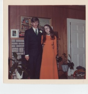Christmas Prom 1970