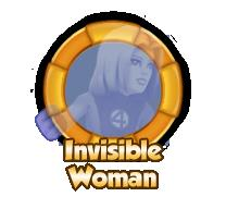 Invisable Woman