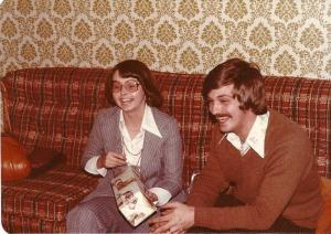 This would be about 1976 in Port Hawkesbury, NS