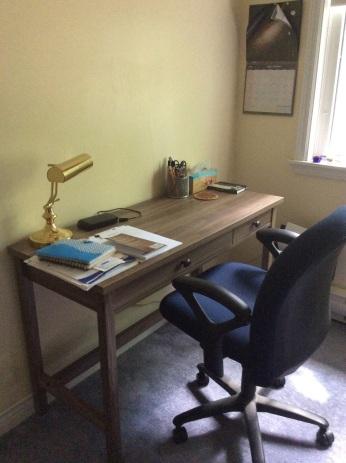 My new desk #1